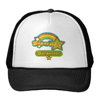 Superstar Carpenter Mesh Hat
