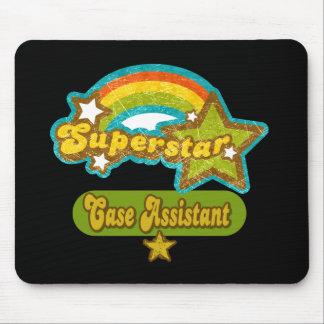 Superstar Case Assistant Mouse Pads