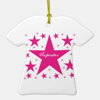 Superstar Collection T-shirt Ornament
