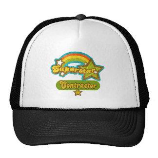 Superstar Contractor Mesh Hats