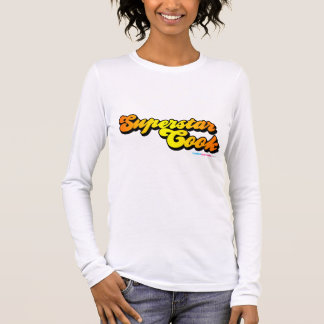 Superstar Cook Long Sleeve T-Shirt