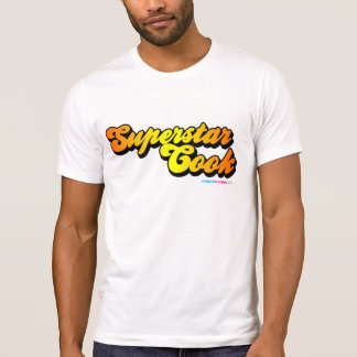 Superstar Cook T-Shirt