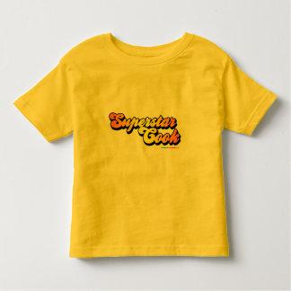 Superstar Cook Toddler T-shirt