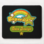 Superstar Data Analyst Mouse Pad