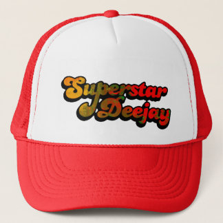 Superstar Deejay Trucker Hat