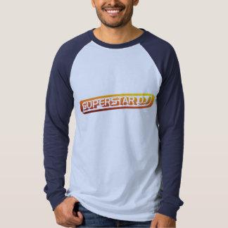 Superstar DJ - Disc Jockey, DJing, Music DJ T Shirt