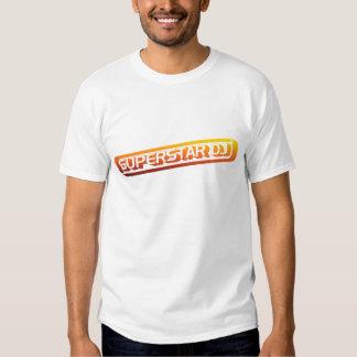 Superstar DJ - Disc Jockey, DJing, Music DJ T-shirt