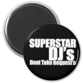 Superstar DJ Magnet