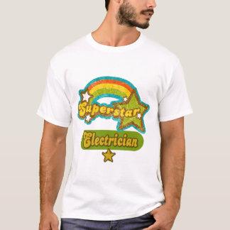 Superstar Electrician T-Shirt