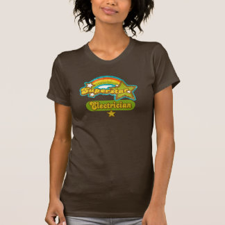 Superstar Electrician Tee Shirts