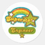 Superstar Engineer Stickers