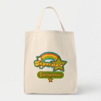 Superstar Entrepreneur Canvas Bag