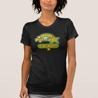 Superstar FBI Agent T-Shirt