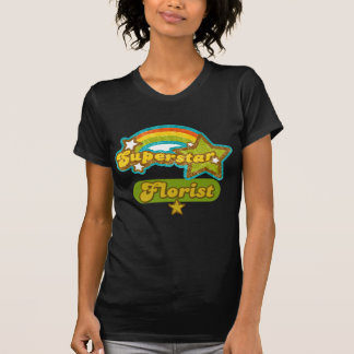 Superstar Florist T-shirts