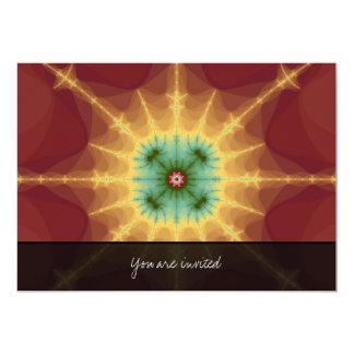 Superstar - Fractal Art Card