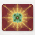 Superstar - Fractal Art Mouse Pad