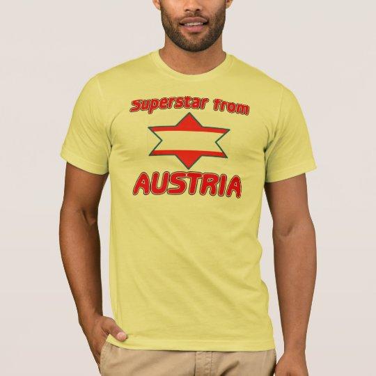 Superstar from Austria T-Shirt