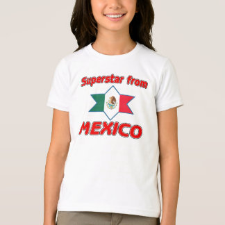 Superstar from Mexico T-Shirt
