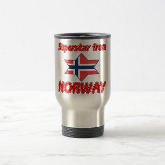 Superstar from Norway Mug