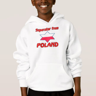 Superstar from Poland Hoodie