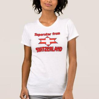 Superstar from Switzerland Tshirt