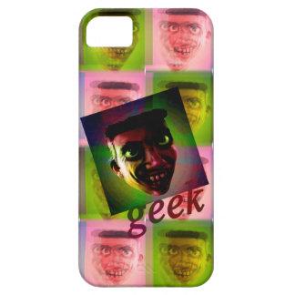 superstar geek iPhone SE/5/5s case