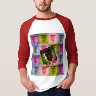 Superstar geek t-shirt