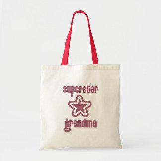 Superstar Grandma Tote Bag