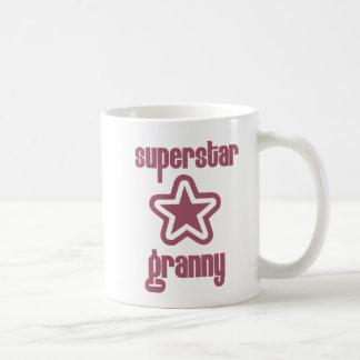 Superstar Granny Mug