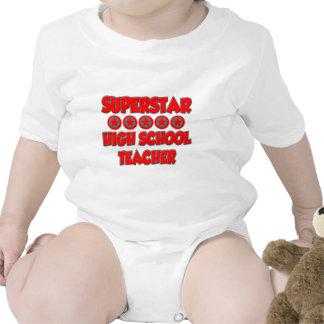 Superstar High School Teacher T Shirt