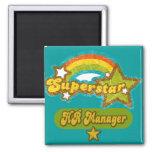 Superstar HR Manager Magnet