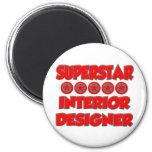 Superstar Interior Designer Magnet