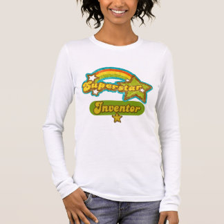 Superstar Inventor Long Sleeve T-Shirt