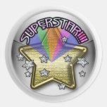 superstar kid stickers