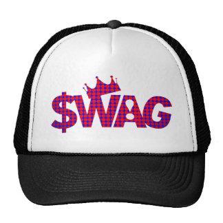 Superstar King of Swag! Mesh Hat