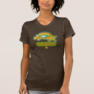 Superstar Legal Assistant T-Shirt