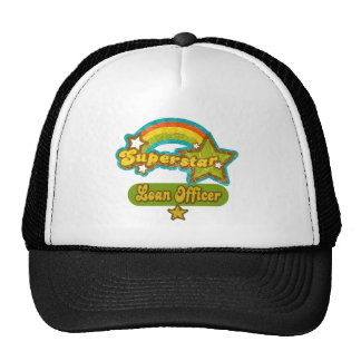 Superstar Loan Officer Mesh Hats