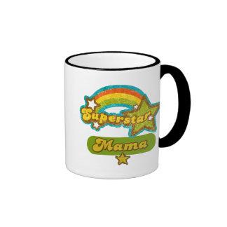 SuperStar Mama Ringer Mug