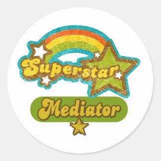 Superstar Mediator Stickers