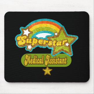 Superstar Medical Assistant Mouse Pad