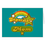 SuperStar Mom Card