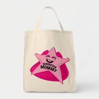 superstar mom humorous  bag!