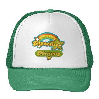 SuperStar Mommy Trucker Hat
