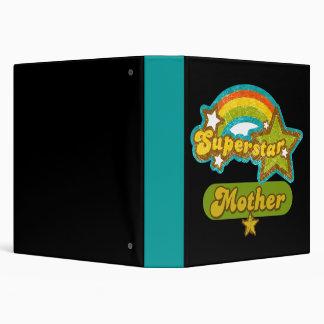 SuperStar Mother 3 Ring Binder