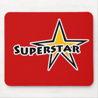 Superstar Mouse Pad