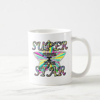 Superstar Classic White Coffee Mug