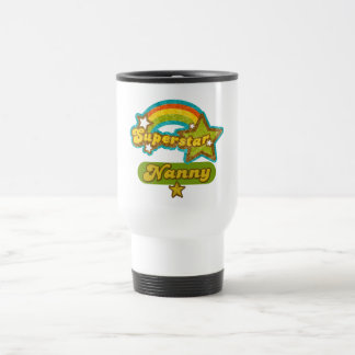 Superstar Nanny Travel Mug