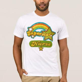 Superstar Nurse T-Shirt