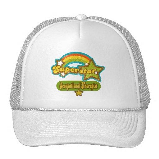 Superstar Occupational Therapist Trucker Hat