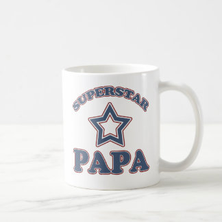 Superstar Papa Mug
